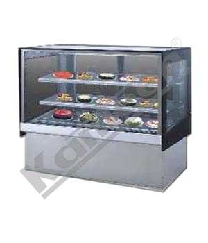 Cake Showcases and Display Cabinets